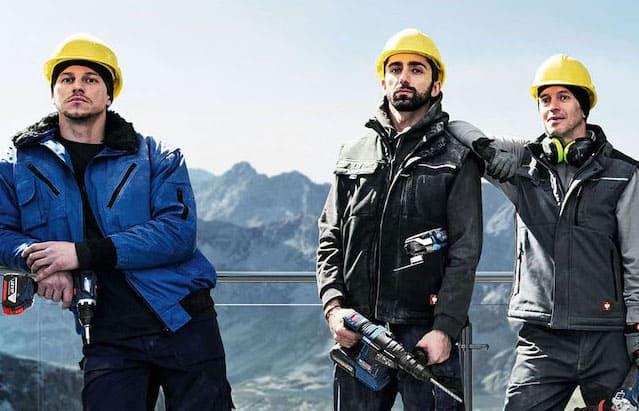 Bosch lance un concours photo avec des outils électroportatifs à gagner. [©Bosch]