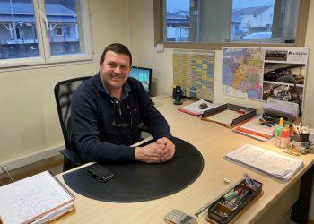 Olivier De Vicari est le président de la nouvelle commission chape. [©De Vicari]