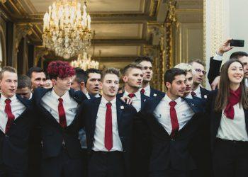 L'équipe de France des WorldSkills a rapporté 27 médailles en 2019. [©WorldSkills France]