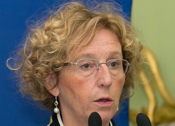 Muriel Pénicaud est la ministre du Travail. [©WikiCommons]