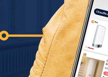 ManoMano Pro propose une sélection exclusive de solutions via son application. [©ManoMano Pro]