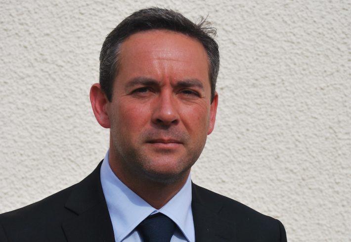 Franck Pied est le directeur marketing, communication et technique d'Edilteco France. [©Edilteco]