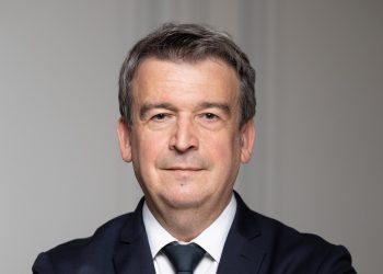 Olivier Salleron et la FFB s'inquiètent pour le BTP. [©FFB]