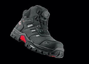 Difac dévoile sa nouvelle chaussure de sécurité Buffalo. [©Difac]