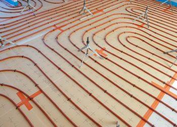 Le développement des chapes a été proportionnel à celui des planchers chauffants. [©ACPresse]