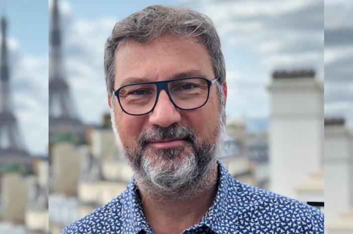 Philippe Tibère-Inglese, est le fondateur et gérant de Bétons Solutions Mobiles. [©BSM]
