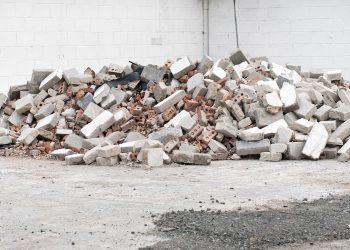 Un éco-organisme pour le développement de la filière de recyclage des matériaux de construction a été créé par les syndicats et les fédérations des industriels de la construction. [©DR]