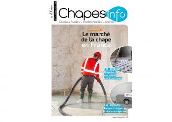 Chapes-Info sort son premier numéro en édition papier. [©ACPresse]
