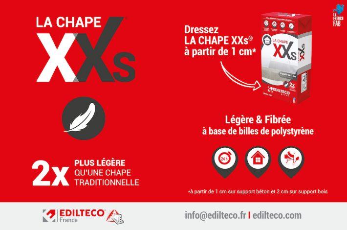 Edilteco Chape XXs